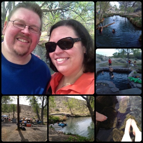 3. When there is little entertainment venues for millions of miles around, the Ash Springs hot springs is THE place to have your picnic/pool party/ hot tub/family reunion/dating game/weekend getaway. Plus, it feels really awesome!