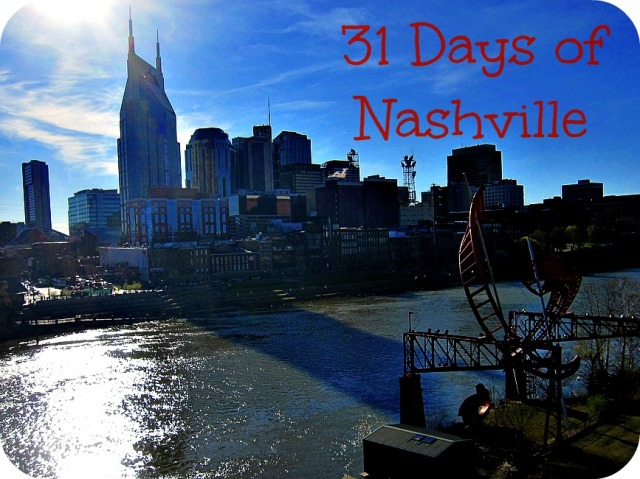 31 Days of Nashville