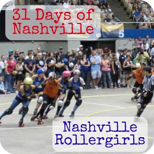12 - Nashville Rollergirls