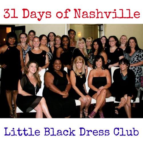 31 Days Of Nashville Little Black Dress Club Frogdiva Dot Com