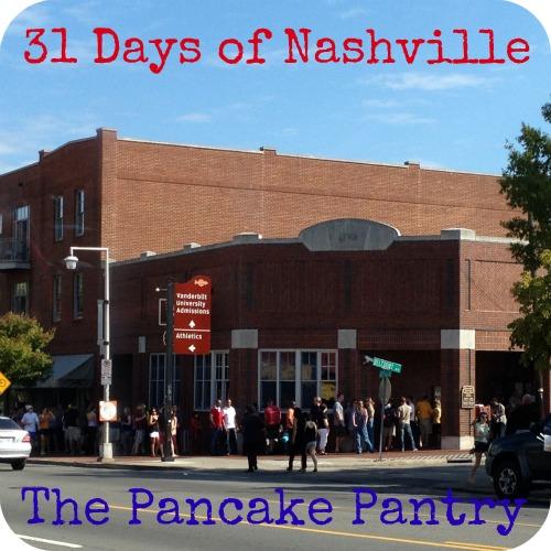 6 - Pancake Pantry