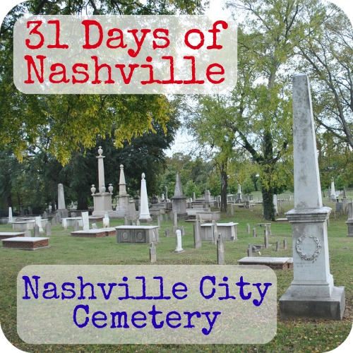 8 - Nashville City Cemetery